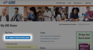 WORD UP 背單字 app - GRE - Register / Find Test Centers, Dates