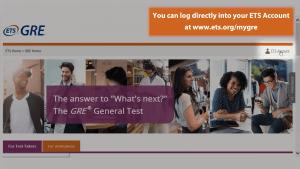WORD UP 背單字 app - 註冊GRE(ETS)會員 - ETS Account