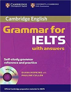 WORD UP 雅思IELTS (備考資源、工具、書籍推薦)- Cambridge Grammar For IELTS