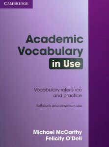 WORD UP 雅思IELTS (備考資源、工具、書籍推薦)- Academic Vocabulary In Use