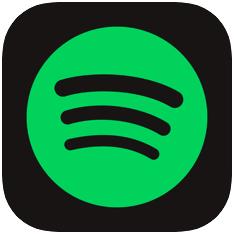 WORD UP 背單字 app - Spotify logo